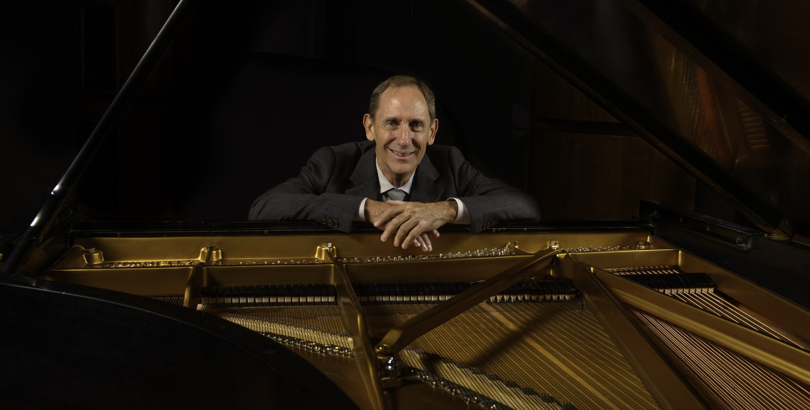 BERT LIGON at Piano