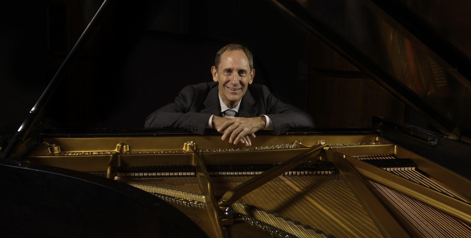 BERT LIGON at Piano