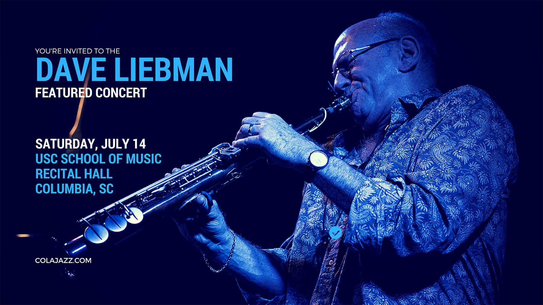 Dave Liebman Saxophone