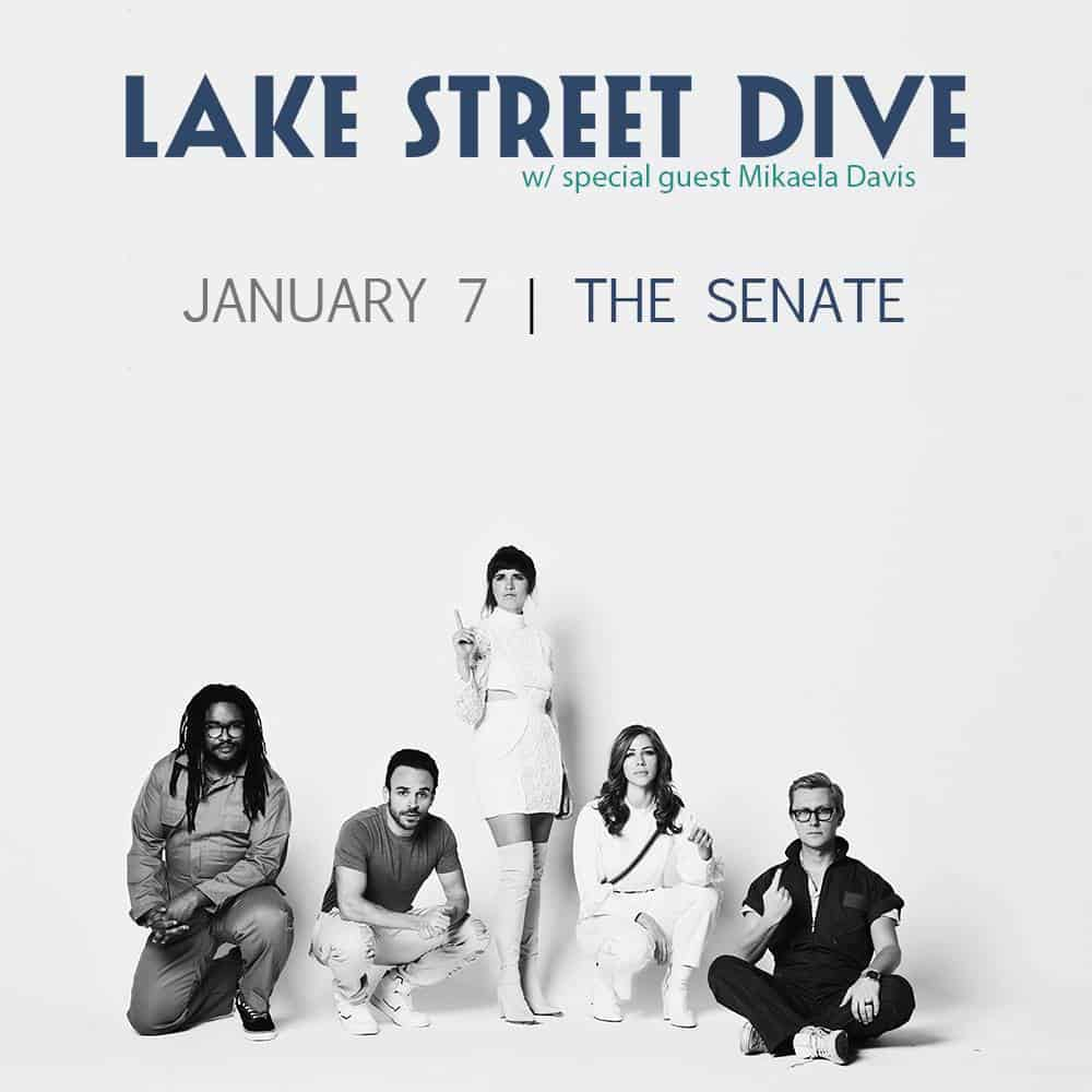 Lake Street Dive Columbia, SC