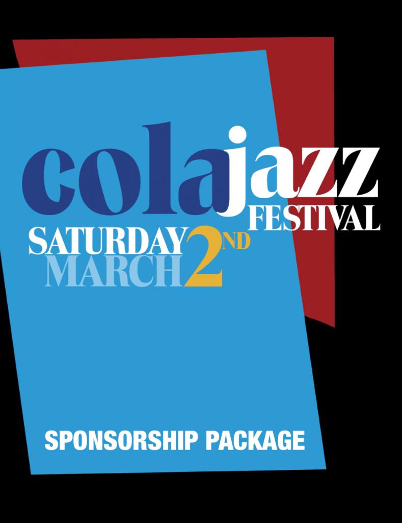 ColaJazz Festival Sponsorship PDF