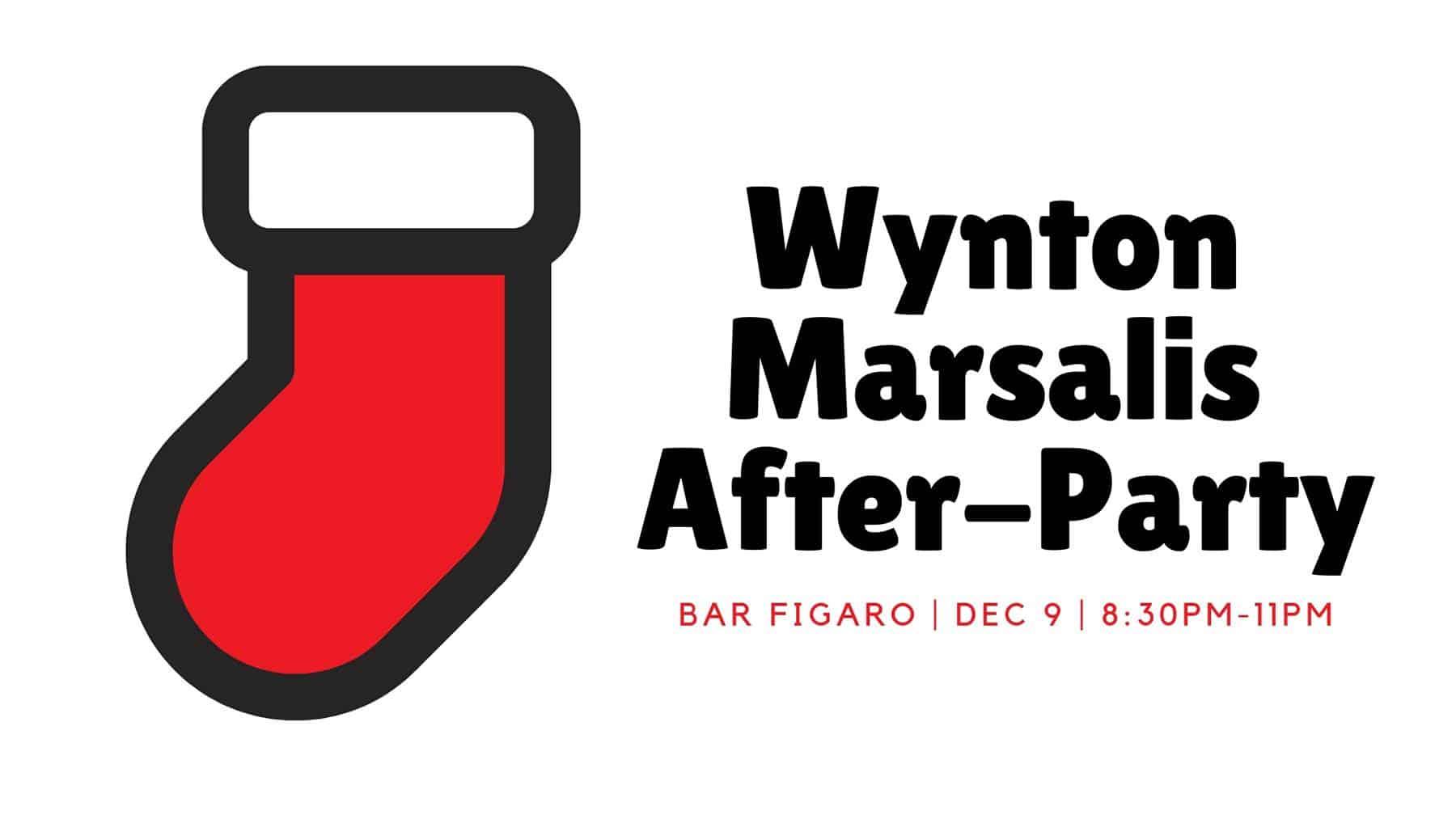 Mark Rapp, Wynton Marsalis