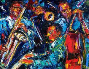 Jazz at the Warehouse
