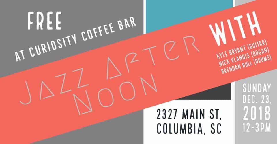 Curiosity Coffee Bar Jazz