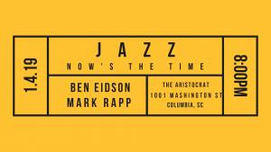 Ben Eidson and Mark Rapp