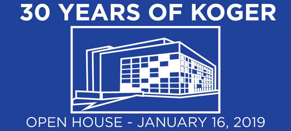 Koger Center 30th Anniversary