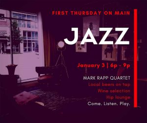 Jazz at Hotel Trundle