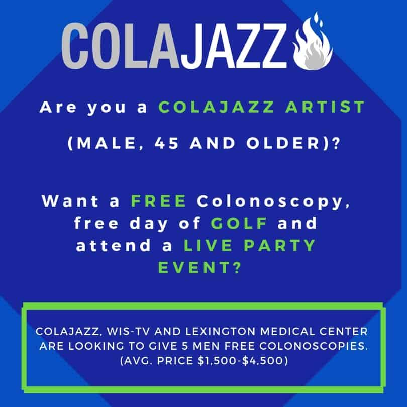 colajazz colonoscopy