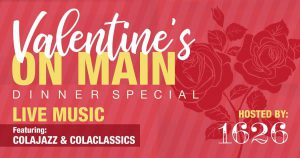 Jazz and Classical Valentine Dinner