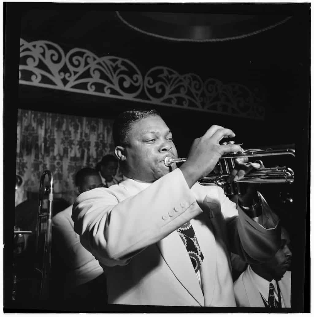 Cat Anderson SC Jazz History on ColaJazz