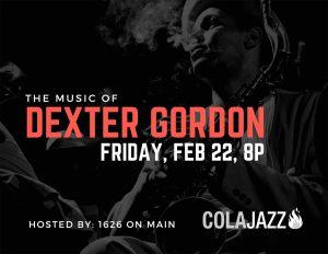 DEXTER GORDON ColaJazz