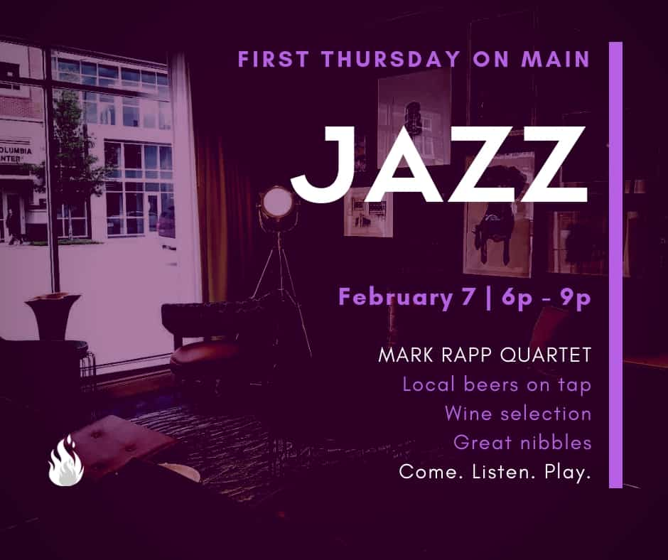 JAZZ Hotel trundle Mark Rapp