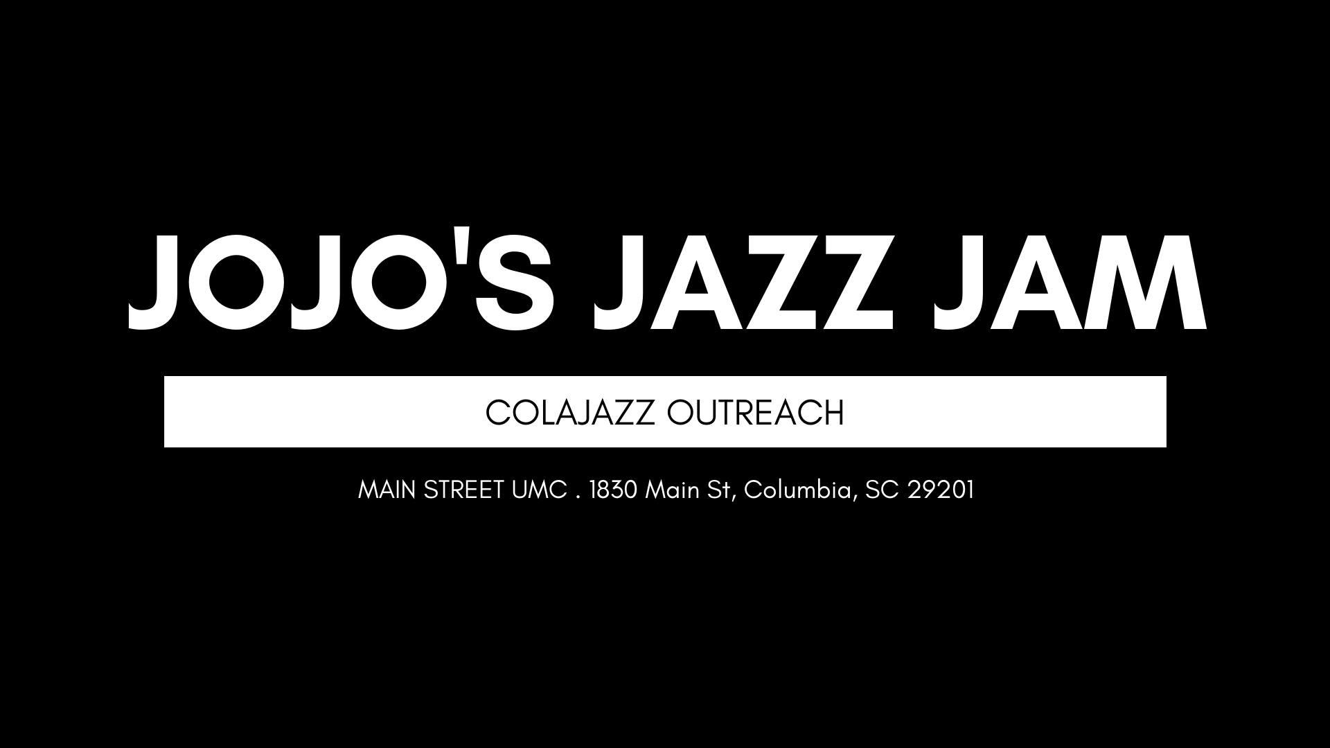 JoJo Jazz Jam