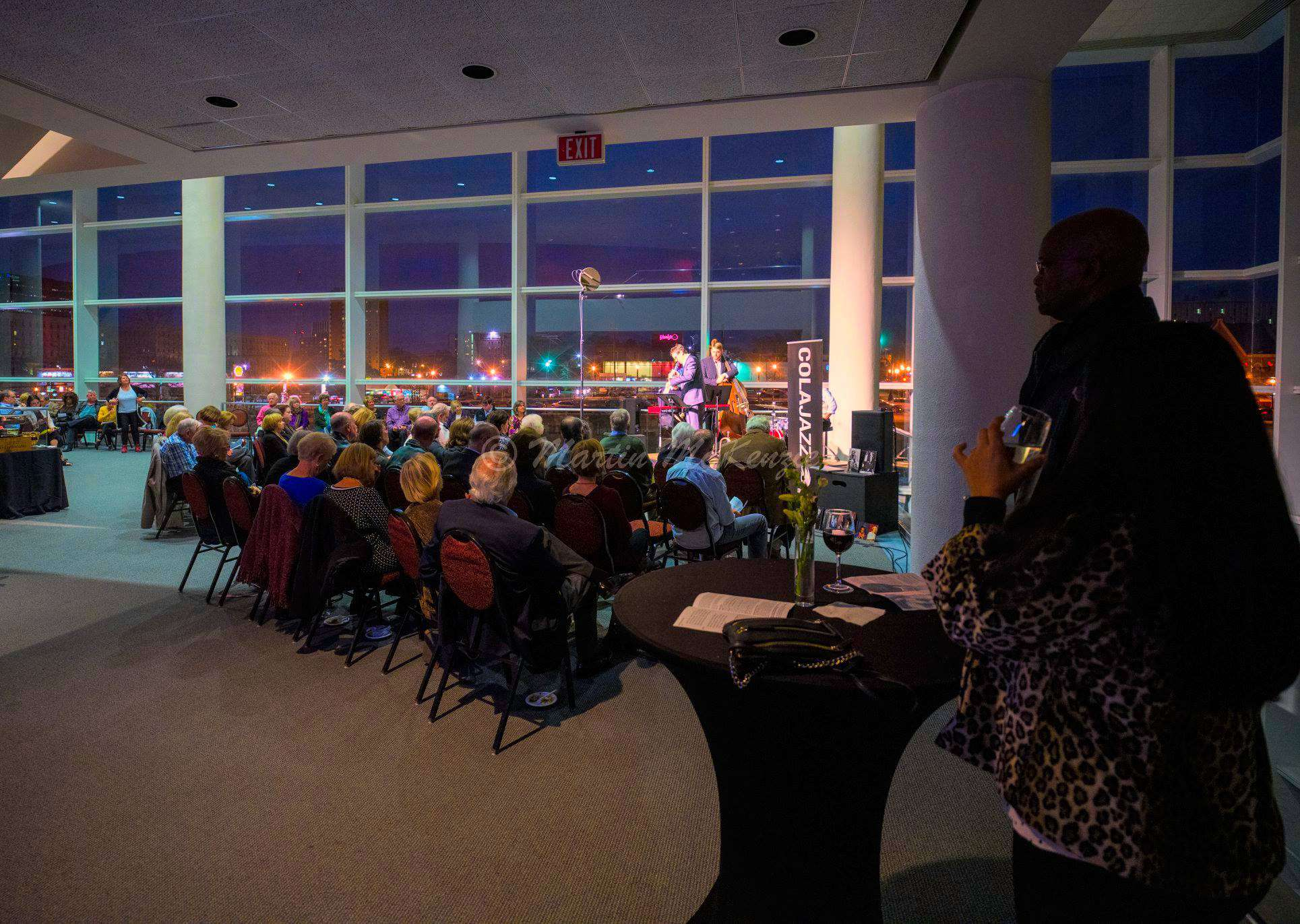 ColaJazz and Koger Center for the Arts
