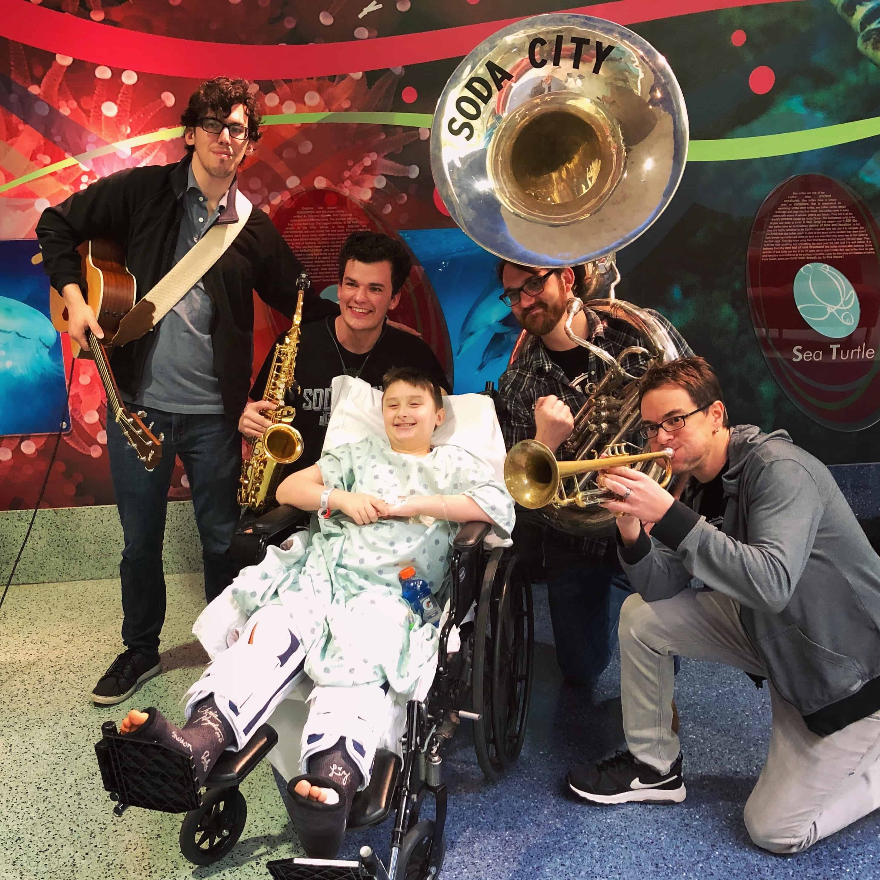 Healing Power of Jazz