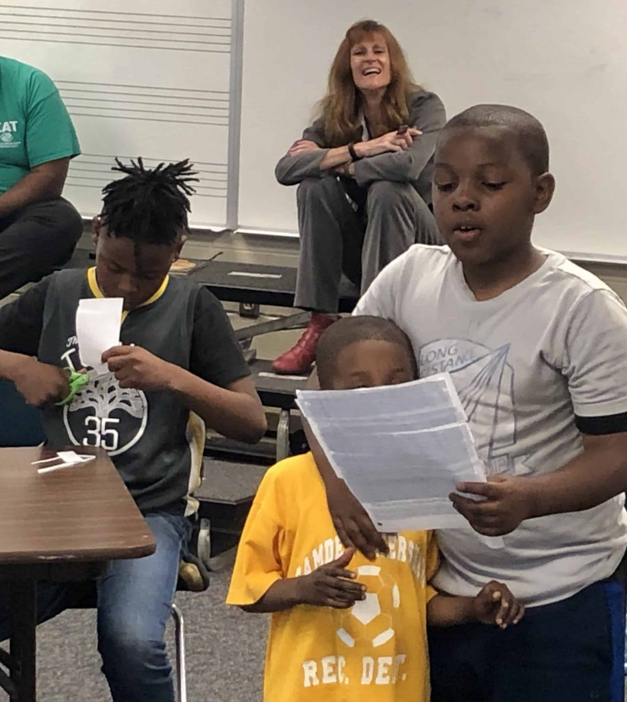 ColaJazz Jazz at Lincoln Center After-school Content