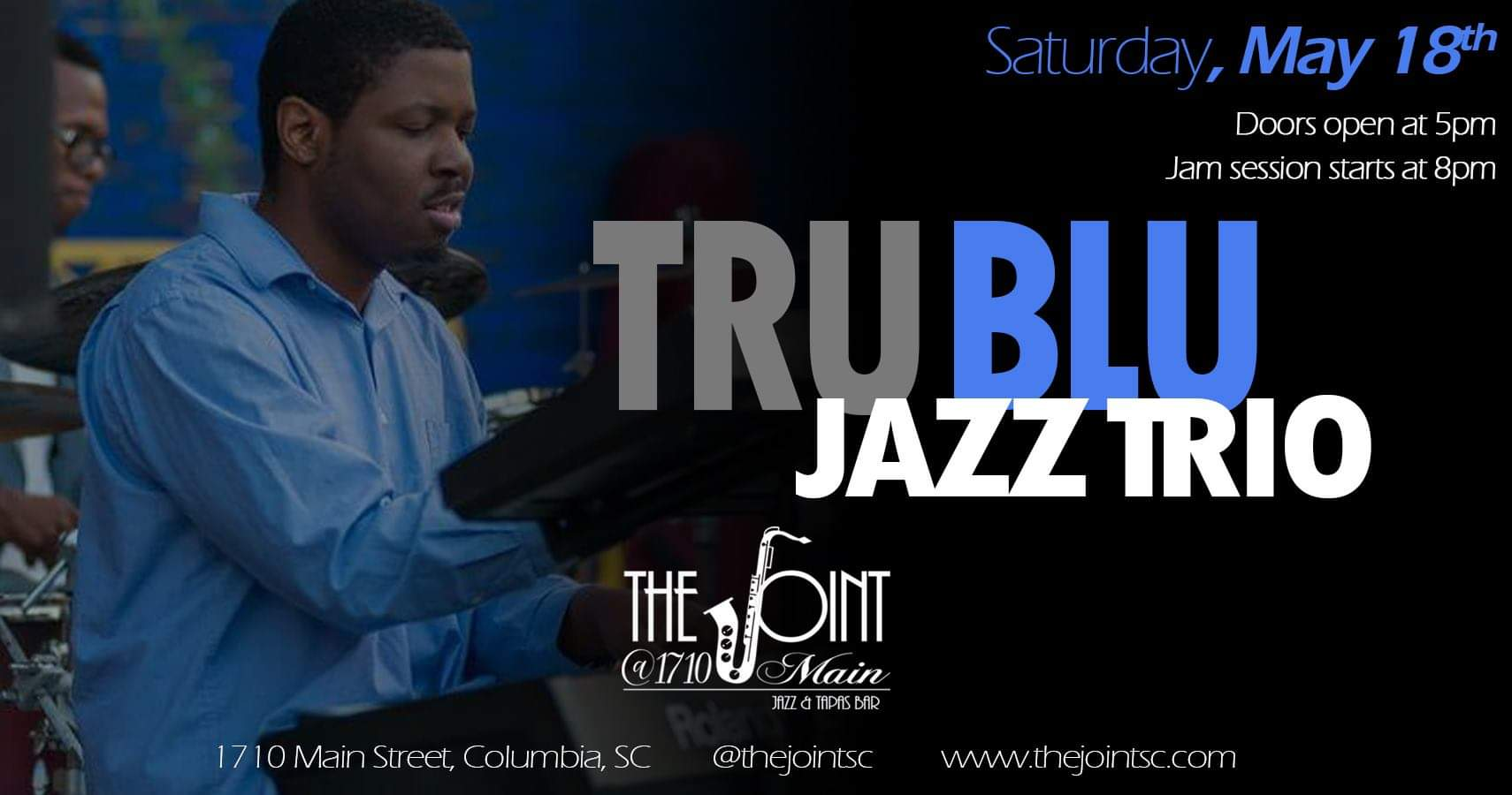 TRU BLU at The Joint SC