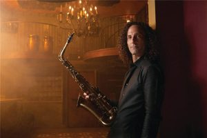 Kenny G - Miller Theater