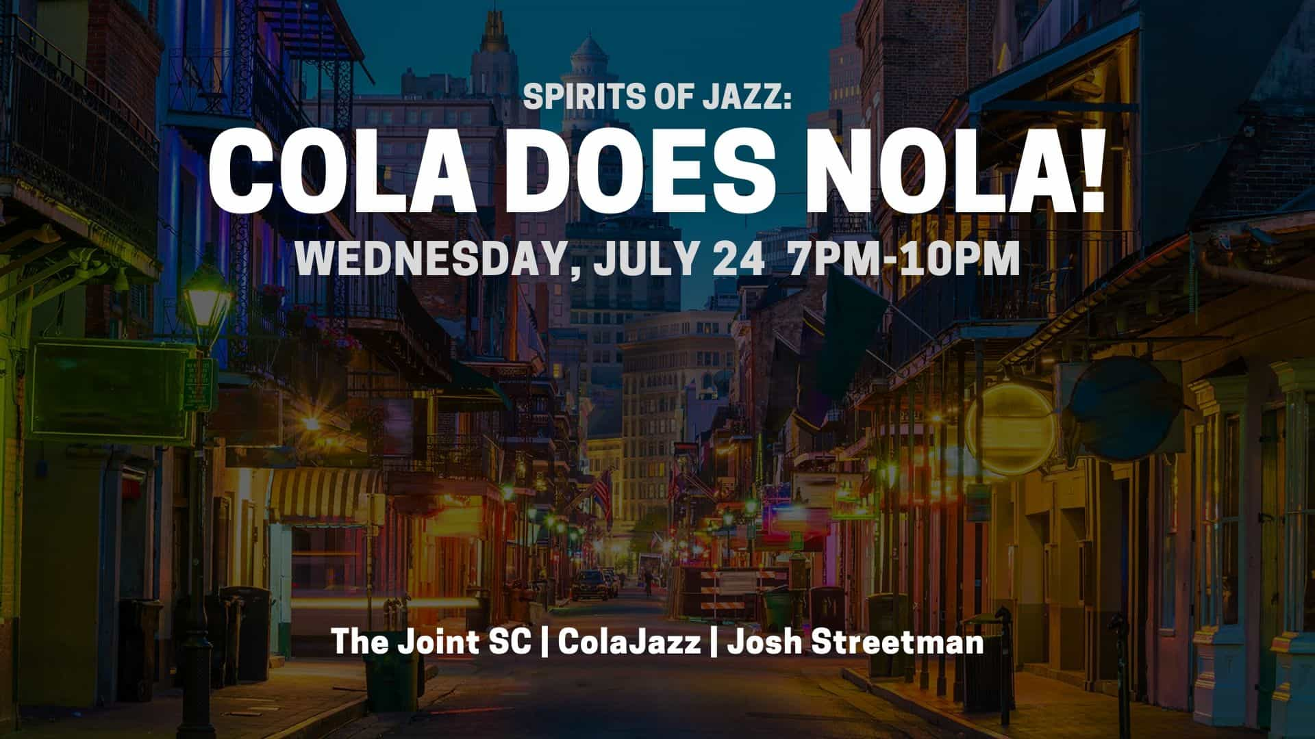 Cola Does Nola