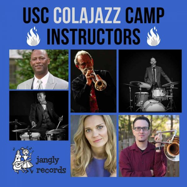 USC COLAJAZZ CAMP Instructors