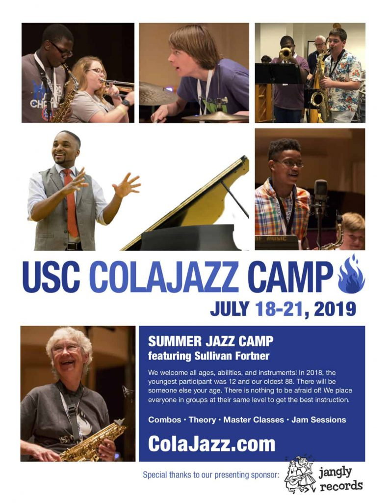 USC ColaJazz Camp