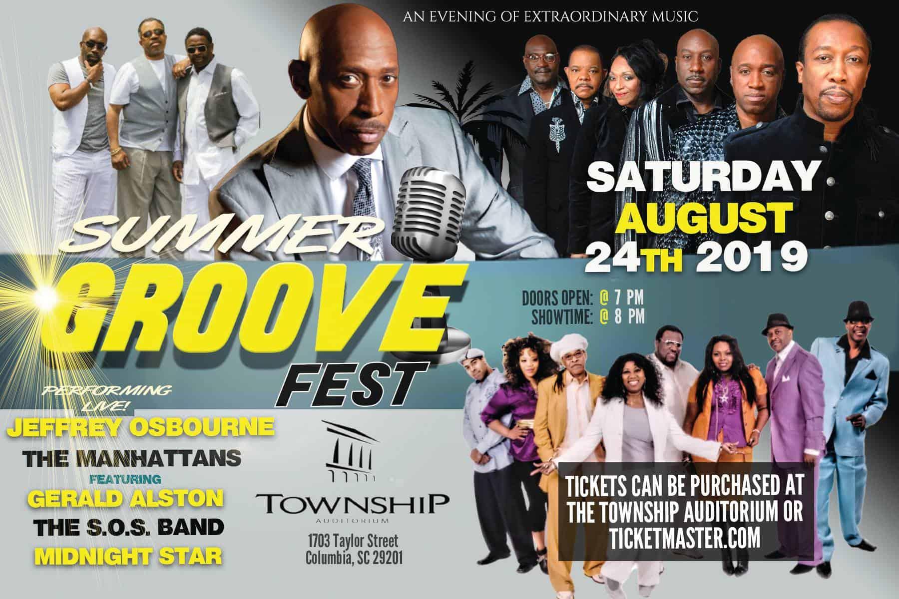 Summer Groove Fest