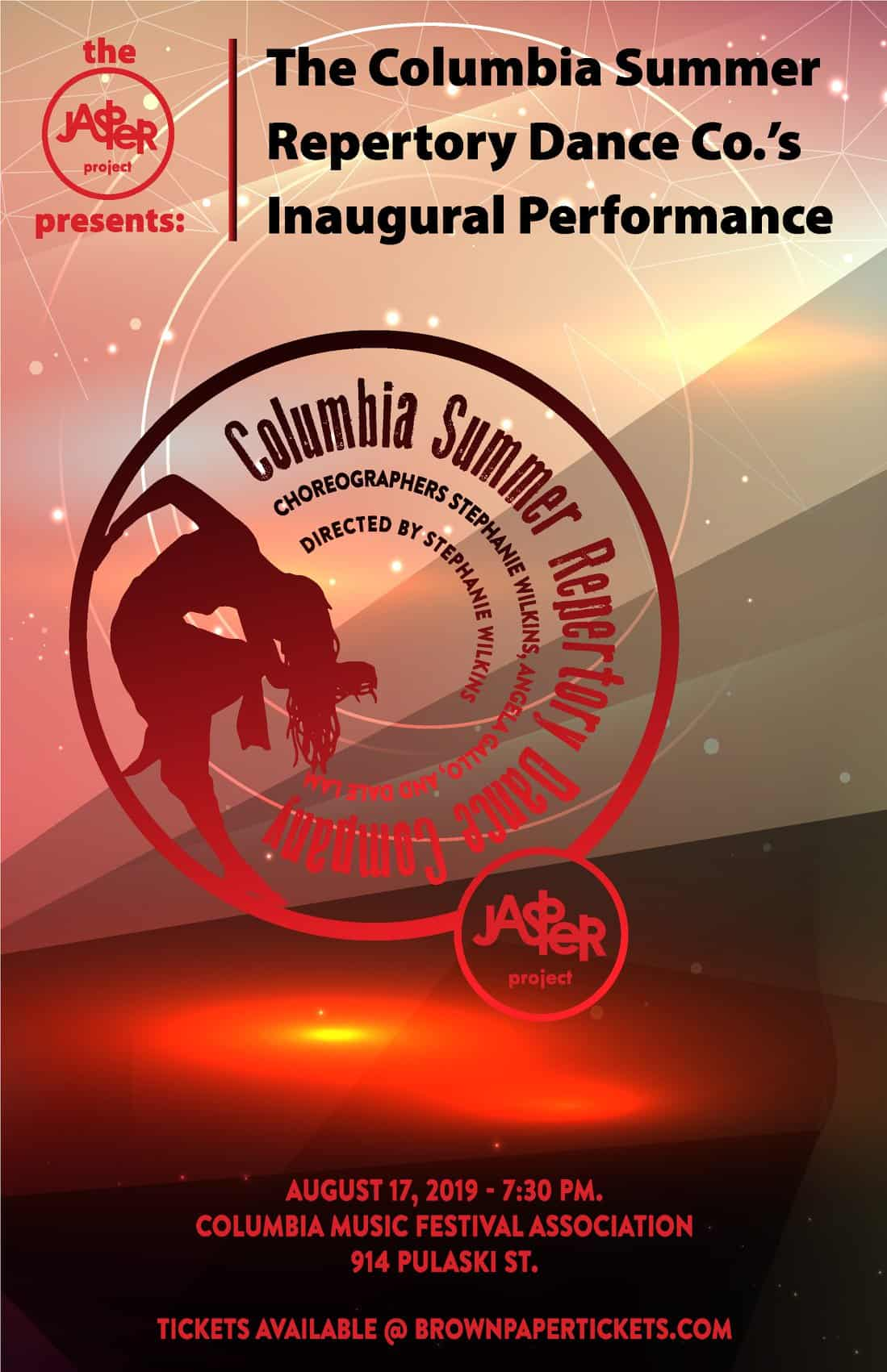 Columbia Rep Dance Co