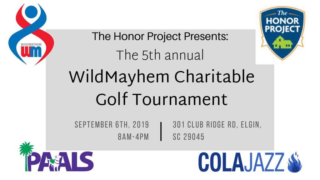 Wildmayhem Golf Tournament
