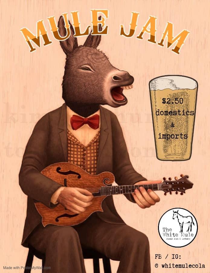 White Mule Jam