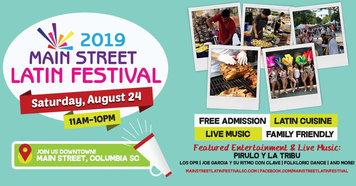 Main Street Latin Festival