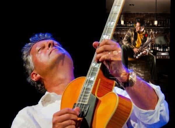 All White Wine & Jazz Concert f/ Paul Brown & Dante Lewis