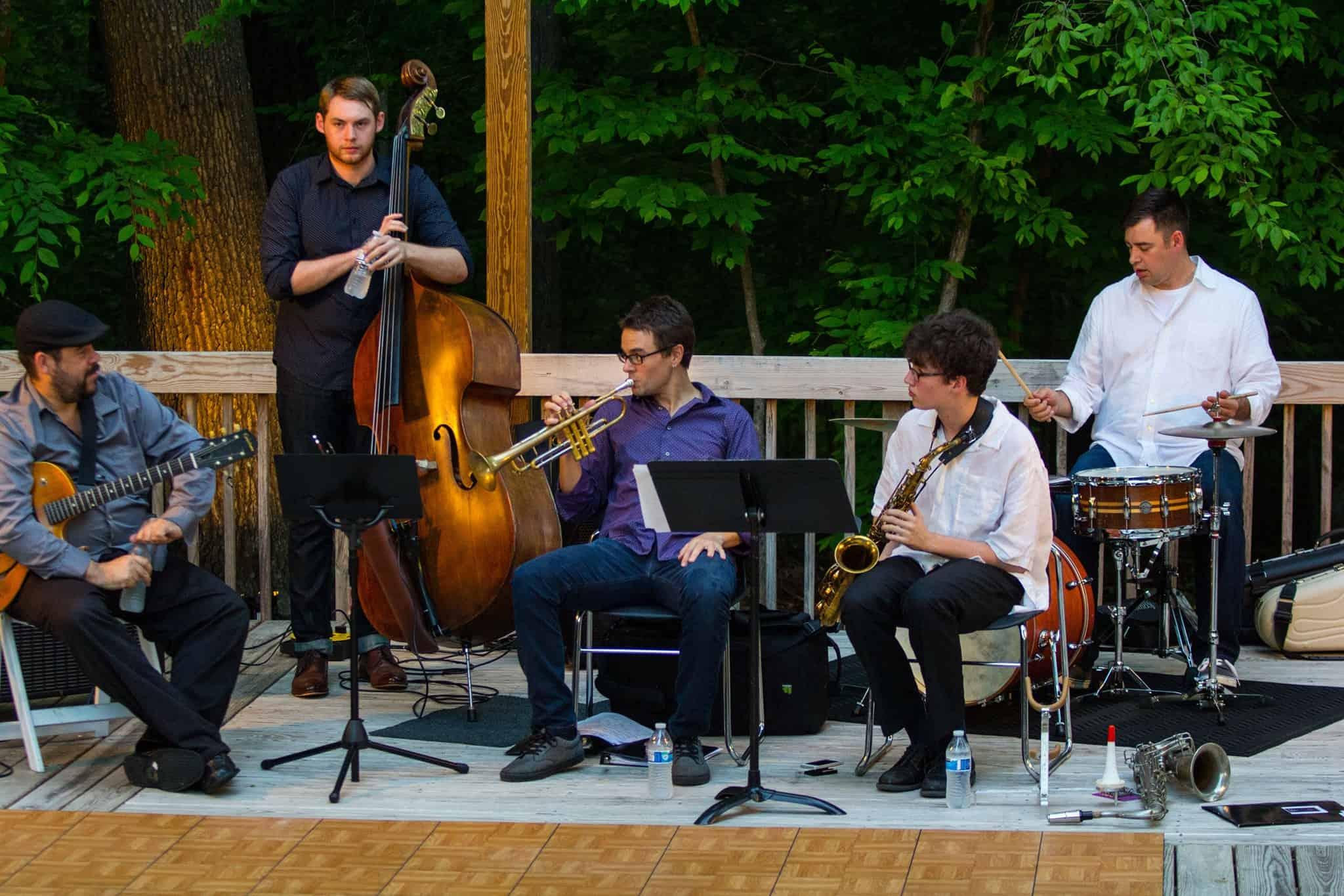 Saluda Shoals Jazz Series - Mark Rapp