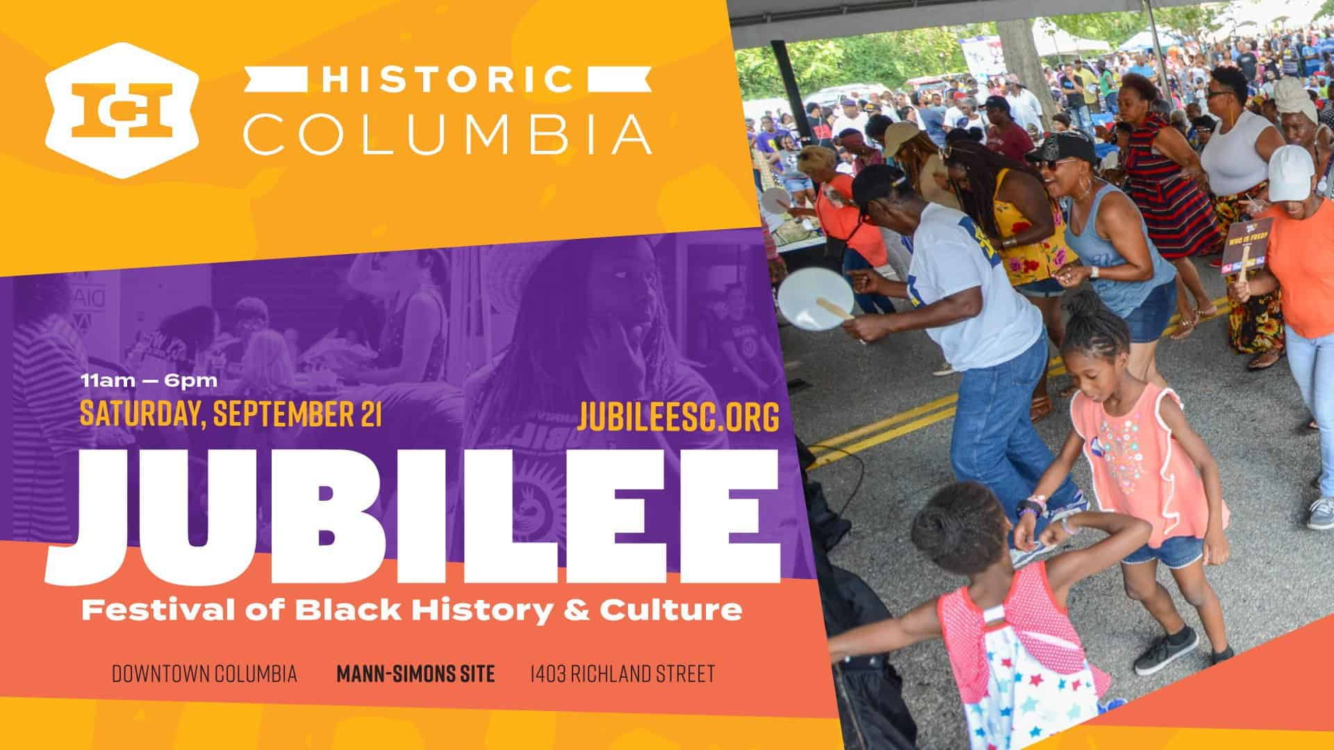 Jubilee: Festival of Black History & Culture