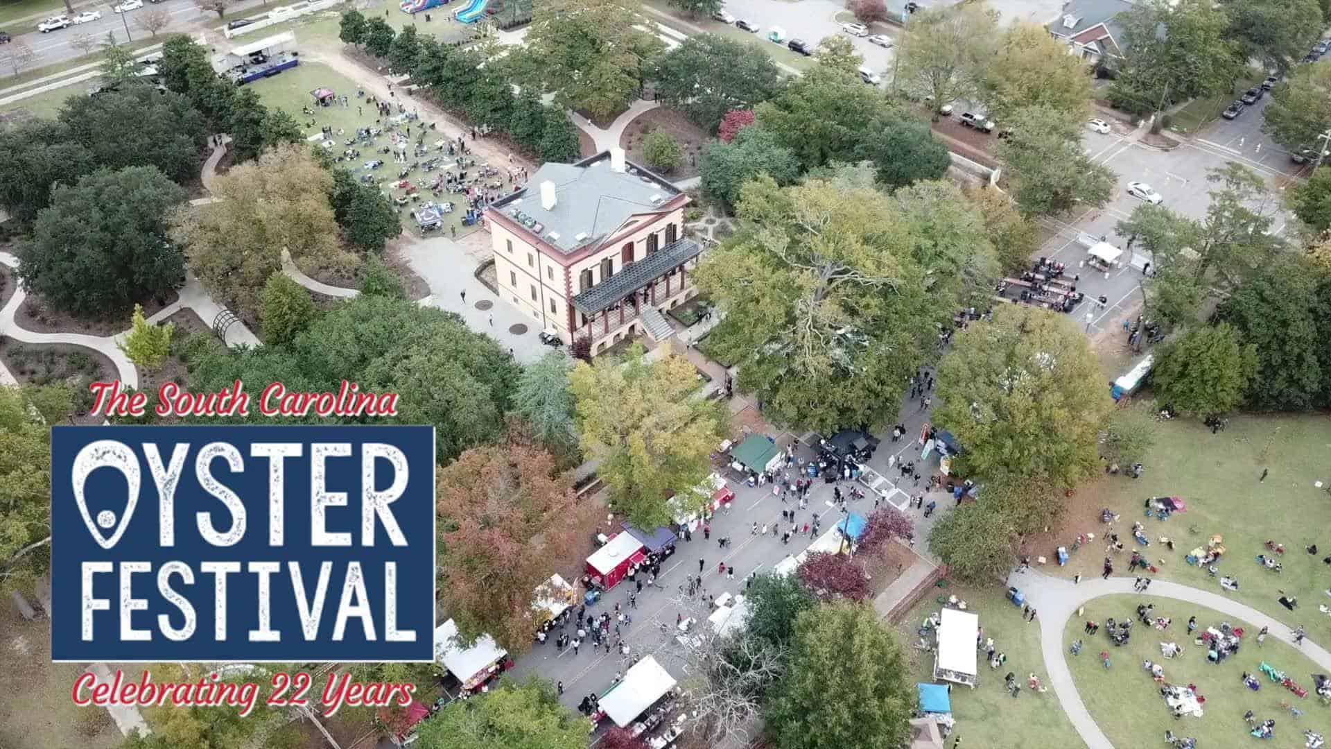 South Carolina Oyster Festival 2019