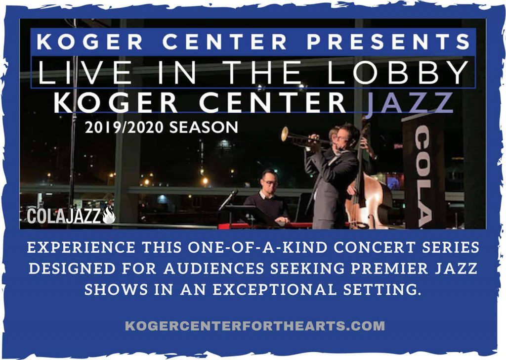 Live in the Lobby Jazz at the Koger Center