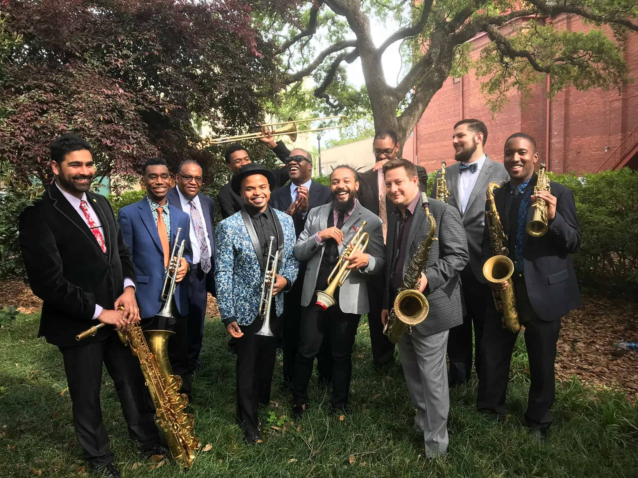 Marcus Roberts and the Modern Jazz Generation Band