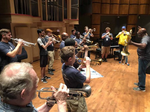ColaJazz Summer Camp 2020