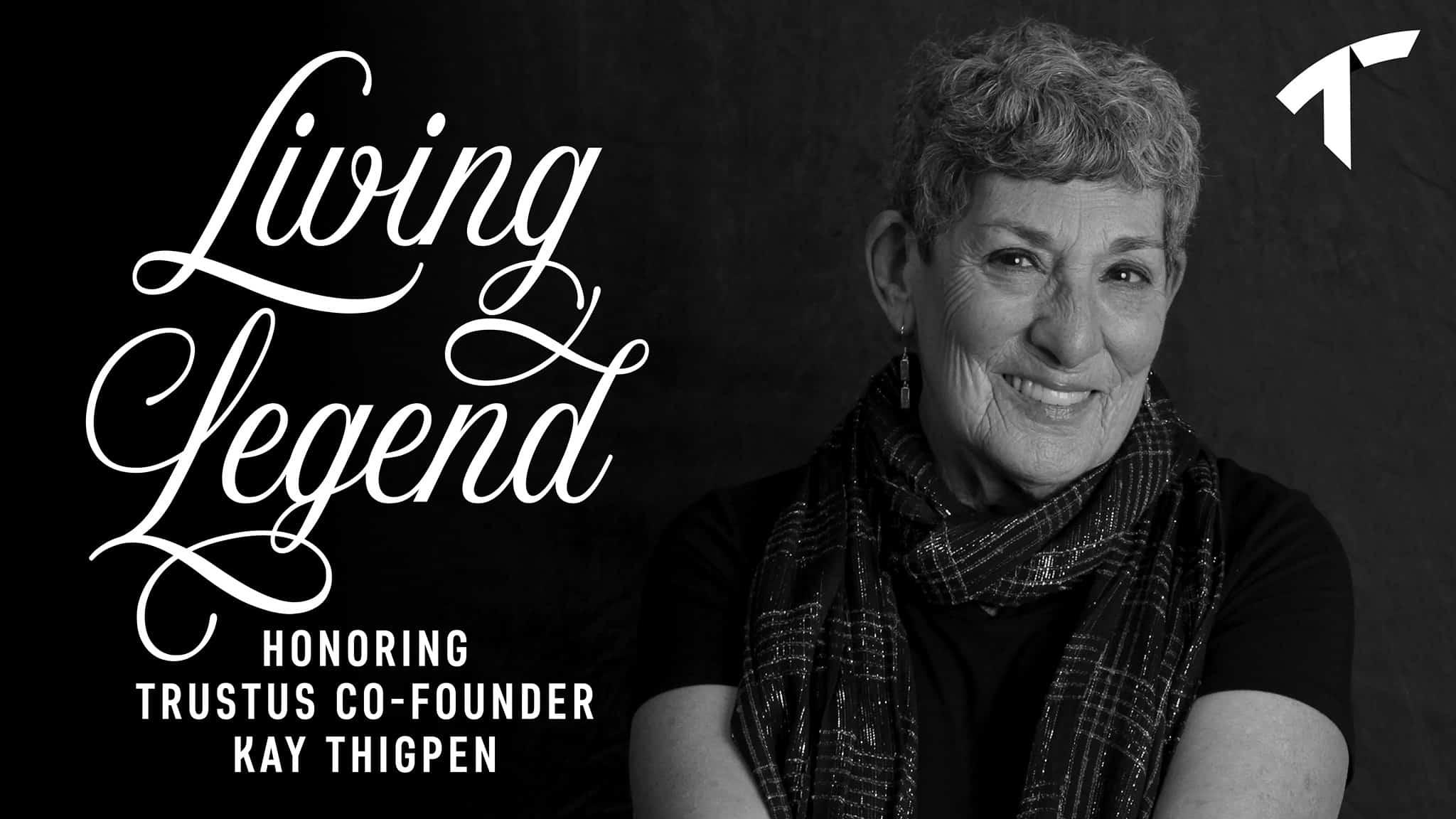 Living Legend 2019: Kay Thigpen