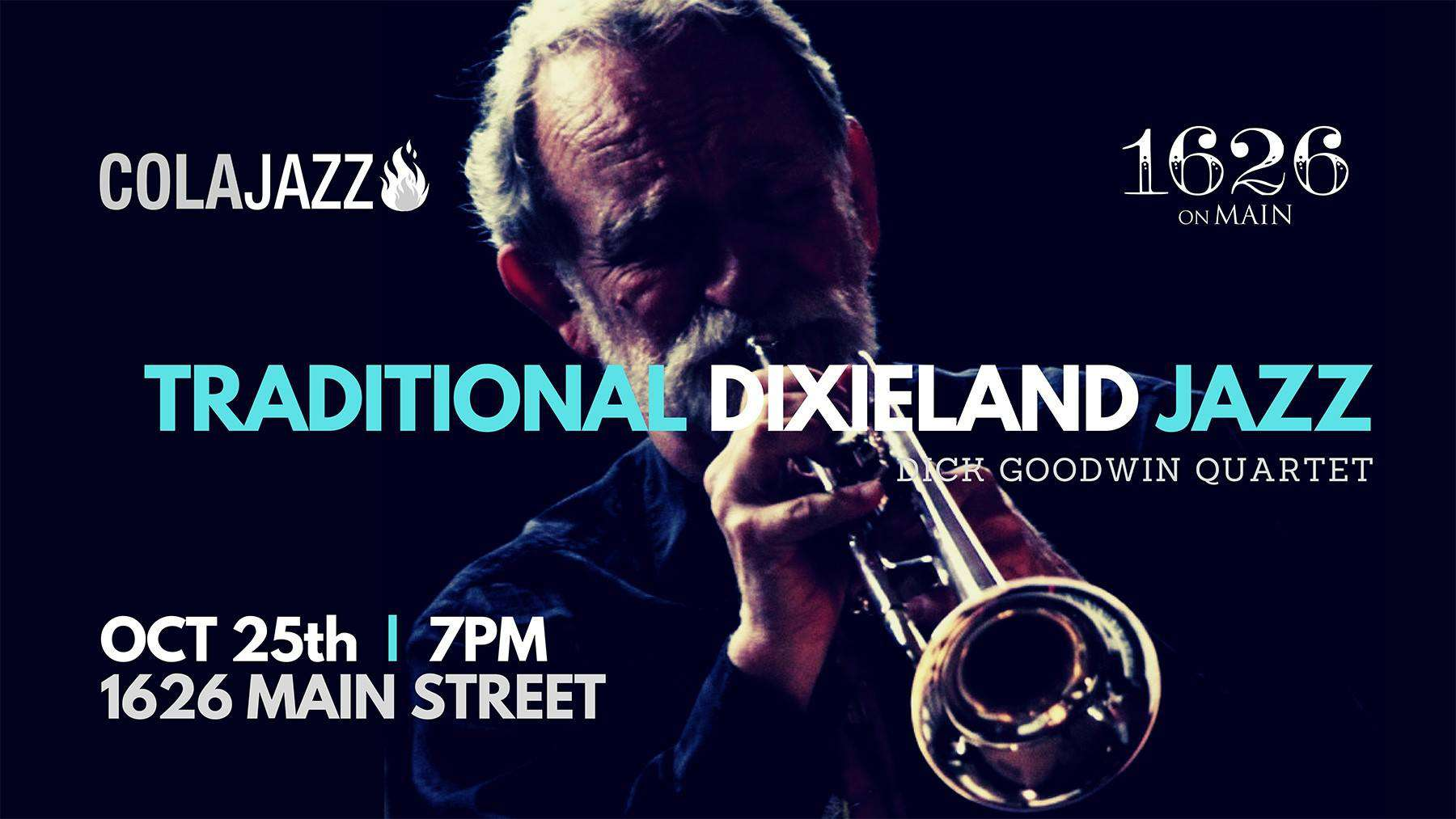 Trad jazz with Dick goodwin