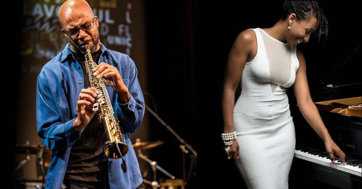 A Night of Jazz with Saxophonist Dee Lucas and Persona Bell