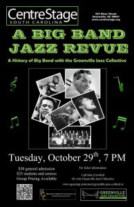 A BIG BAND REVUE at Centre Stage