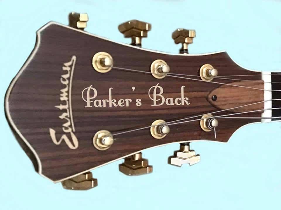 Parker's Back at DW Fusco's