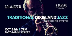 Traditional Dixieland Jazz by the Dick Goodwin Quartet