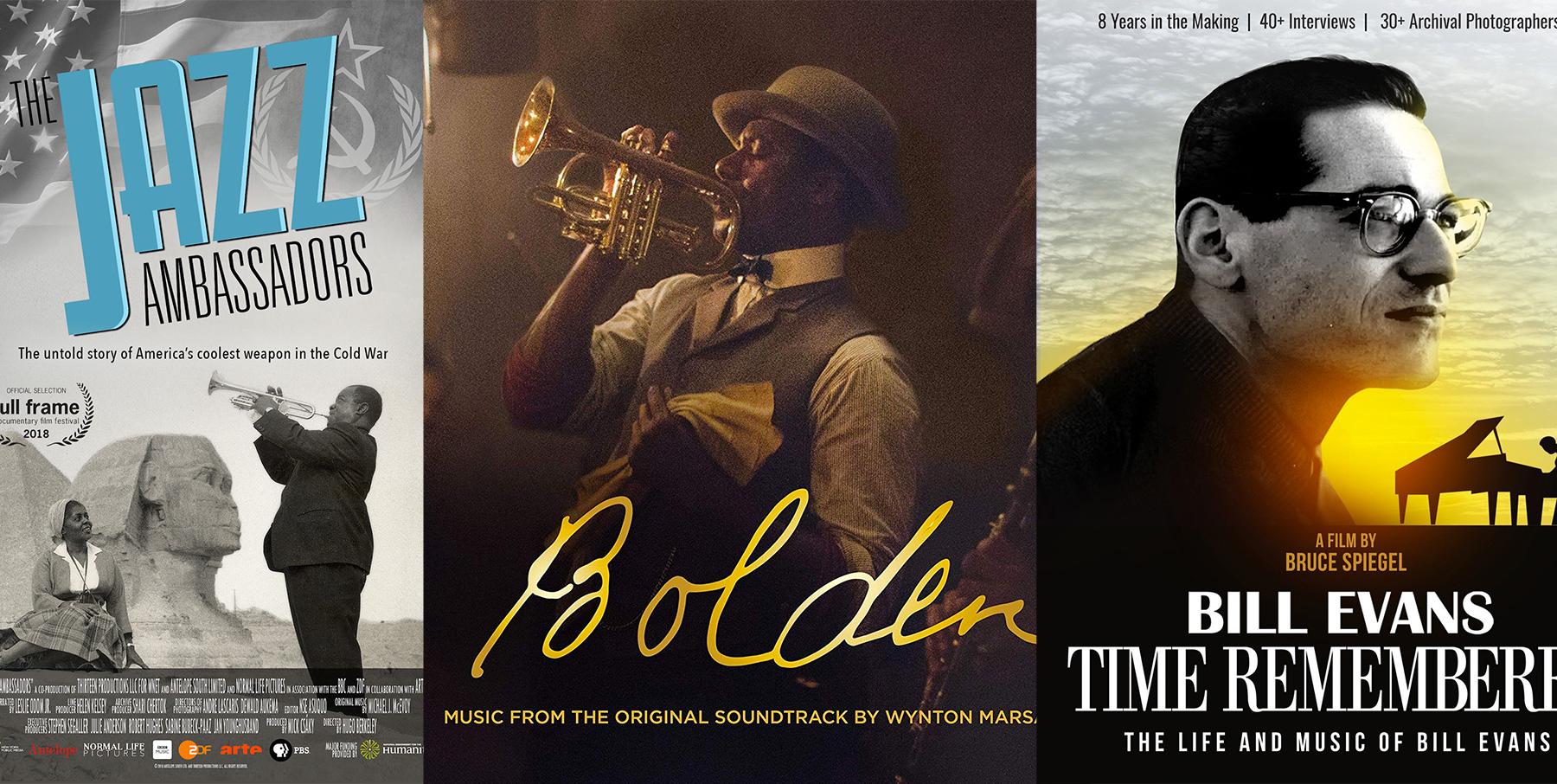 Amazon Prime Jazz Films