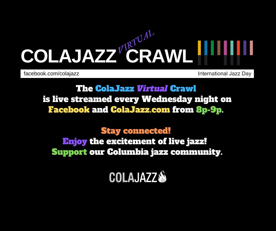 ColaJazz Live Streaming Jazz Concerts