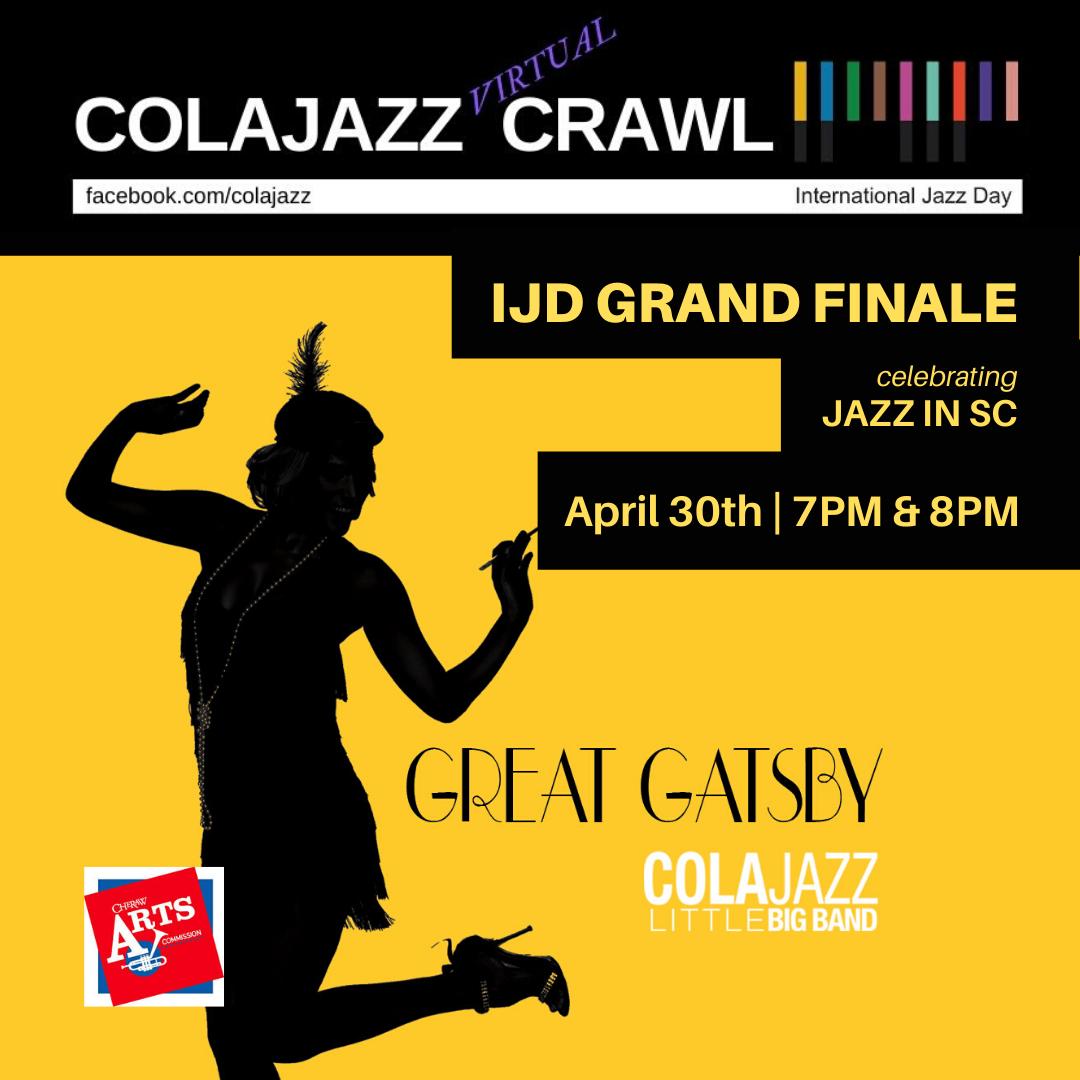 Great Gatsby International Jazz Day