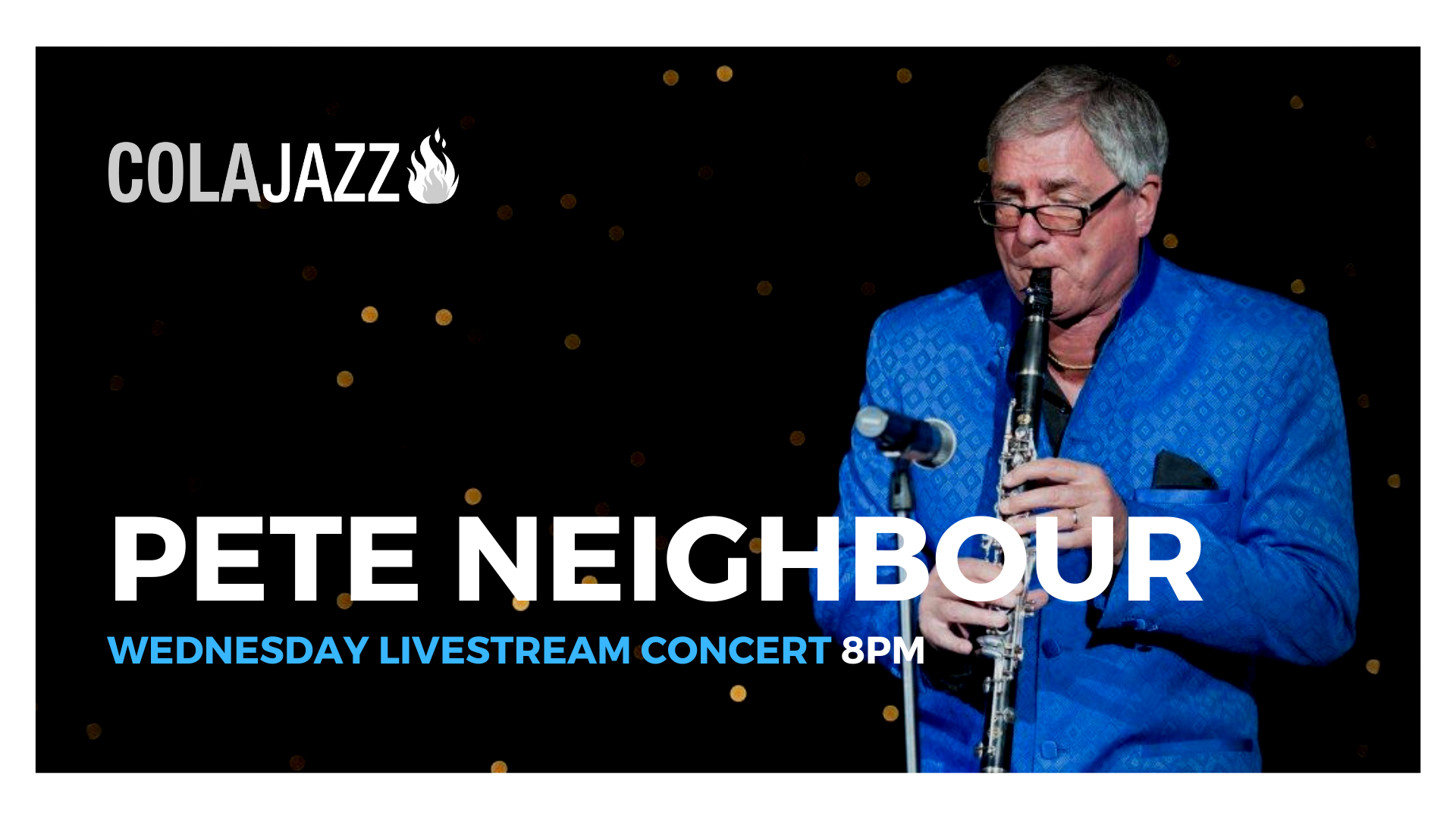 PETE NEIGHBOUR Clarinet