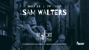Sam Walters at The Joint