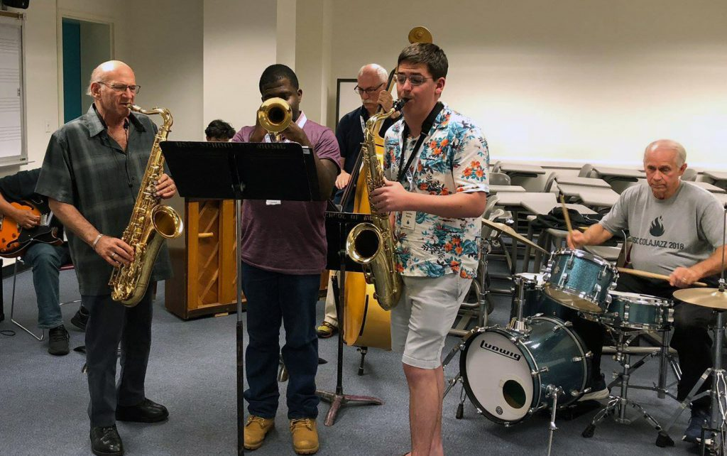 colajazz camp with dave leibman