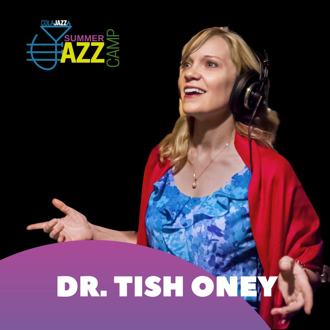 JAZZ SCAT LANGUAGE   DR. TISH ONEY